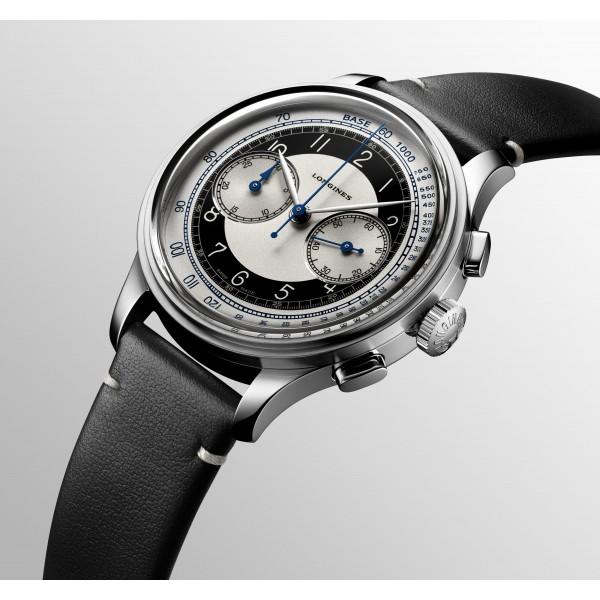 Longines - Longines Heritage Classic Chronograph