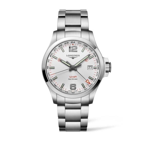 Longines - Conquest V.H.P. GMT