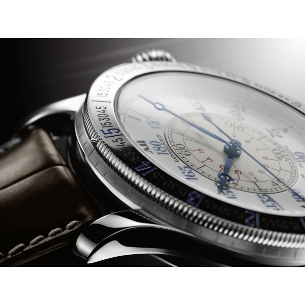 Longines - The Lindbergh Hour Angle Watch