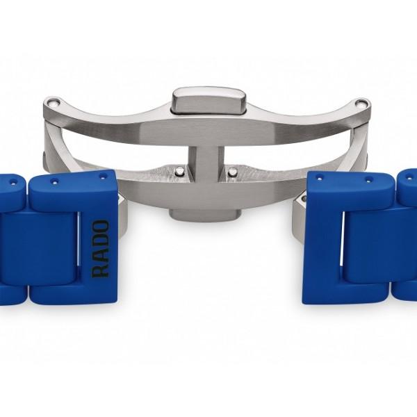 Rado - True Thinline Les Couleurs™ Le Corbusier Spectacular ultramarine 4320K