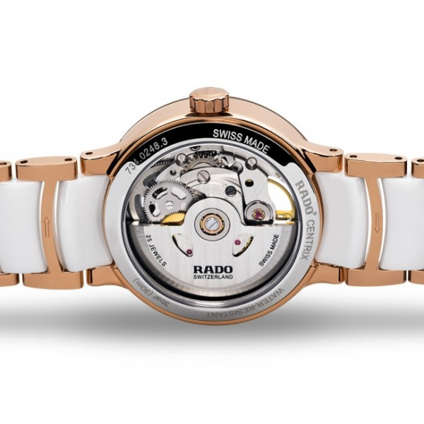 Rado - Centrix Automatic Diamonds Open Heart