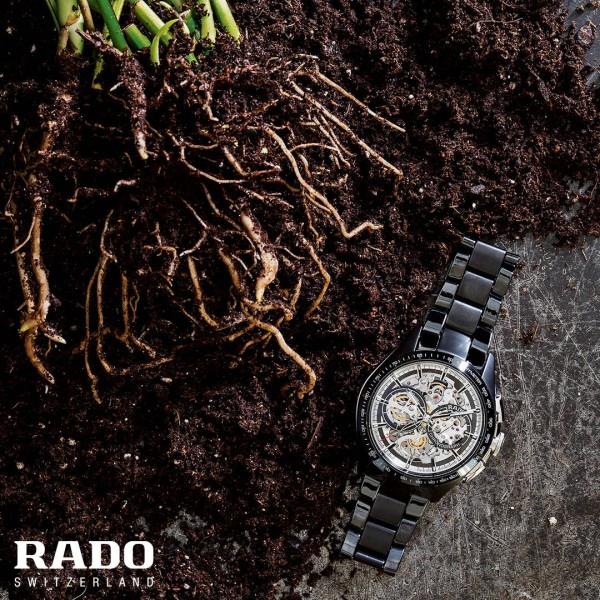 Rado - HyperChrome Skeleton Automatic Chronograph Limited Edition