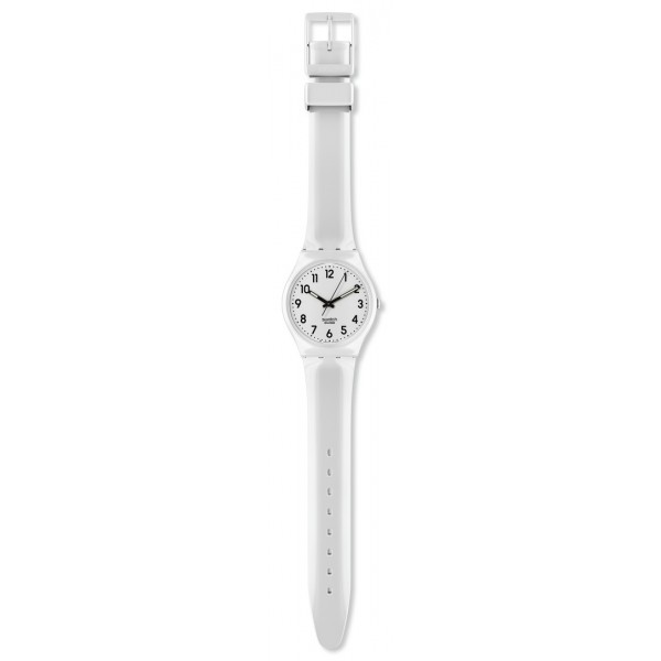 Swatch - Originals Gent JUST WHITE SOFT