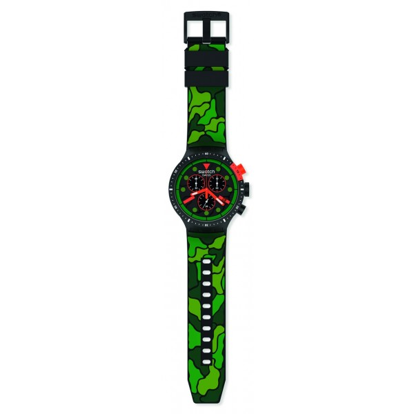 Swatch - Big Bold Chrono ESCAPEJUNGLE