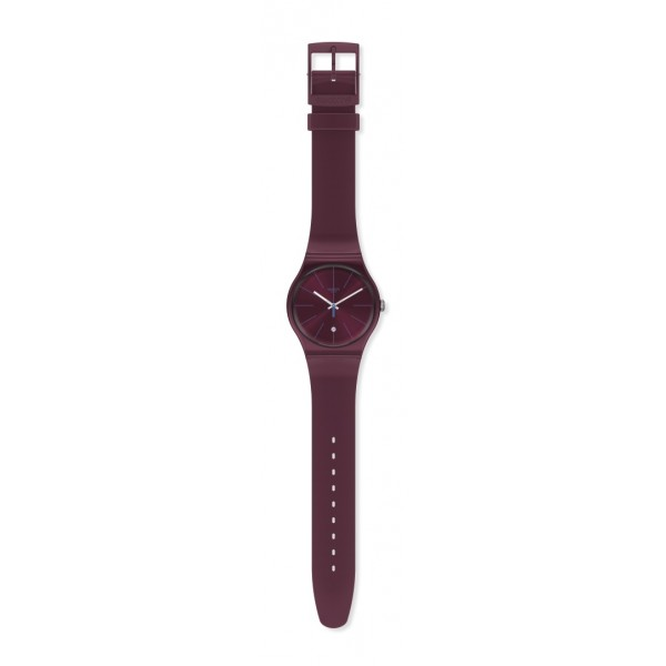 Swatch - Originals Gent BURGUNDAZING
