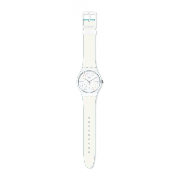 Swatch - Originals New Gent WHITE LAYERED