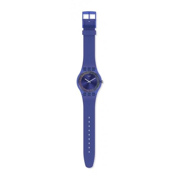 Swatch - Originals Newe Gent PURPLE RINGS