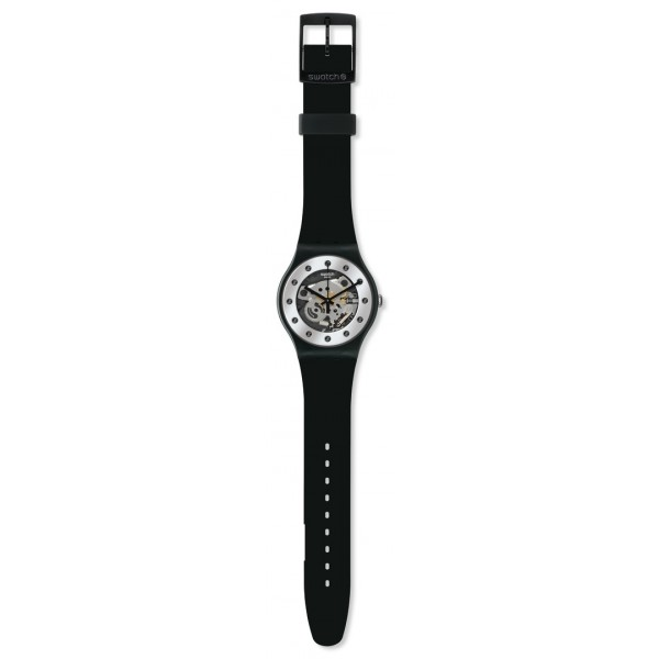 Swatch - Originals New Gent SILVER GLAM
