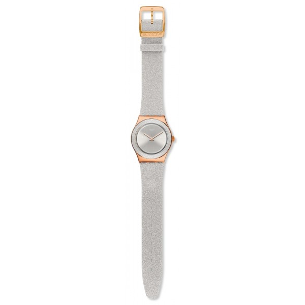 Swatch - Irony Medium GREY SPARKLE