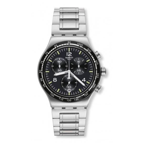 Swatch - New Irony Chrono NIGHT FLIGHT