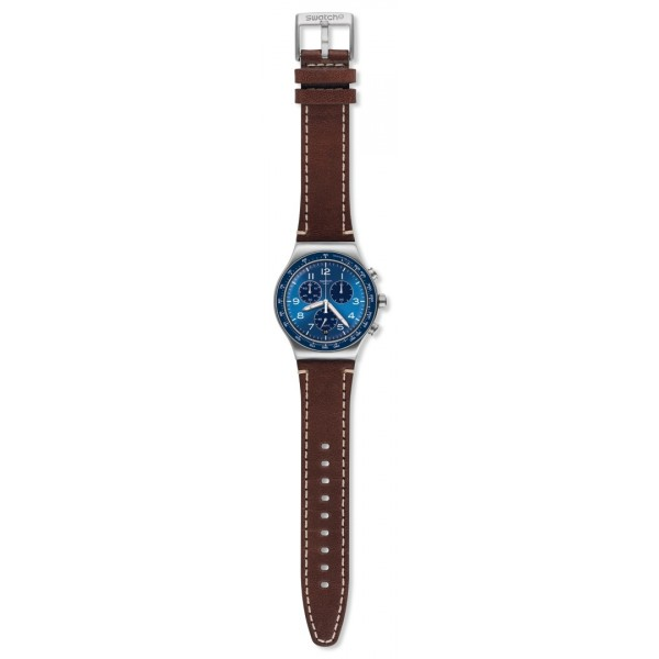 Swatch - Irony New Chrono CASUAL BLUE