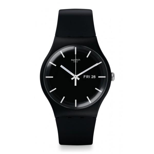 Swatch - Originals New Gent MONO BLACK