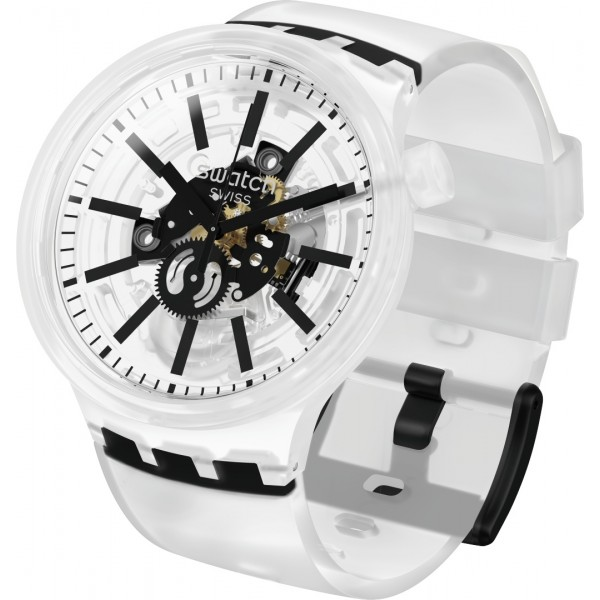 Swatch - Originals Big Bold BLACKINJELLY
