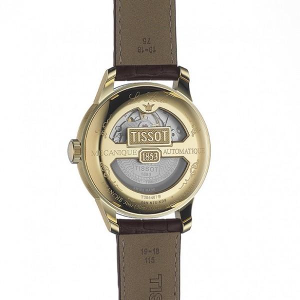 Tissot - Le Locle Powermatic 80