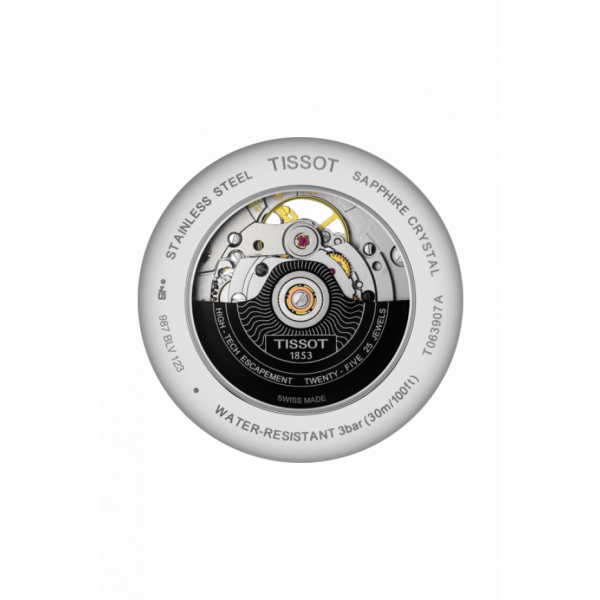 Tissot - Tradition Powermatic 80 Open Heart