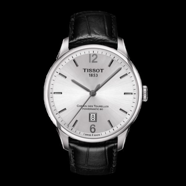 Tissot - Chemin Des Tourelles Powermatic 80