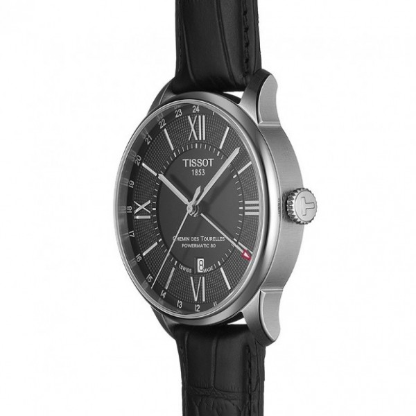 Tissot - Chemin Des Tourelles Powermatic 80 GMT