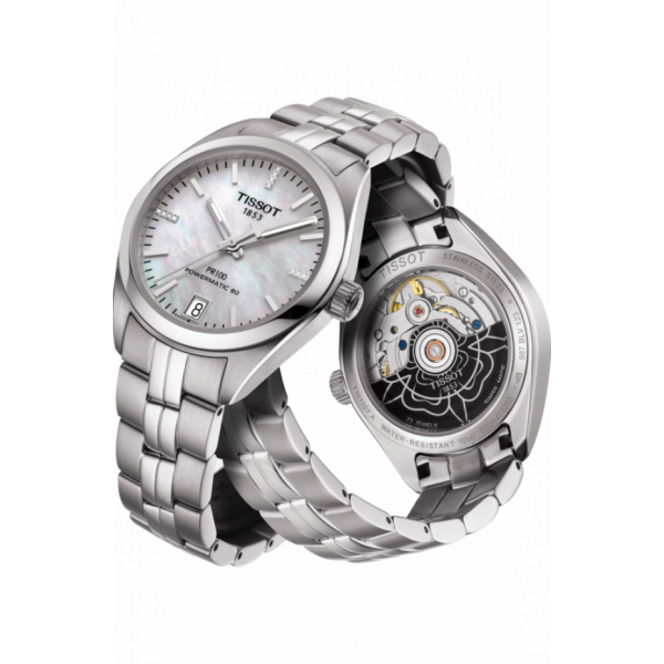 Tissot - PR 100 Powermatic 80 Lady