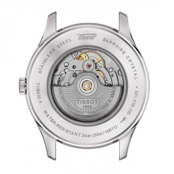 Tissot - Heritage Visodate Powermatic 80