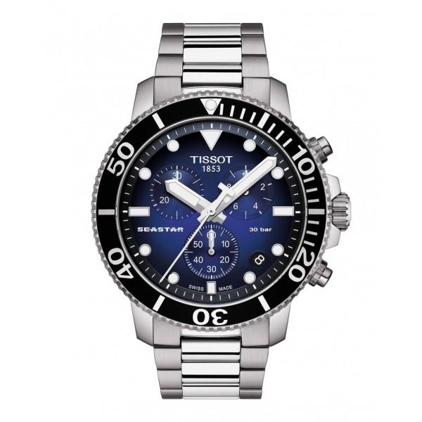 Tissot - Seaster 1000 chronograph