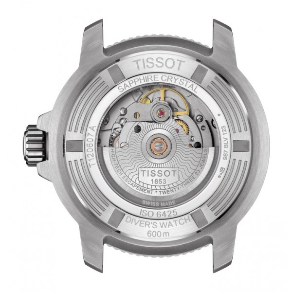 Tissot - Seastar 2000 Professional Powermatic 80