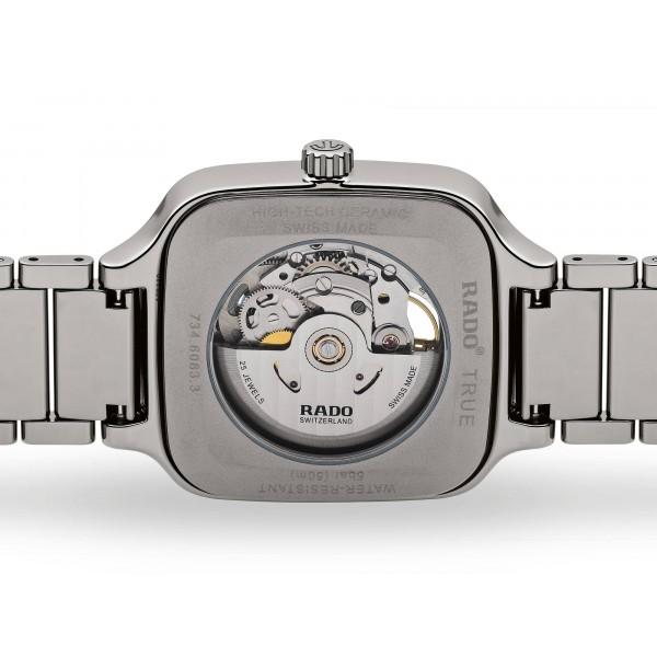 Rado - True Square Automatic Open Heart