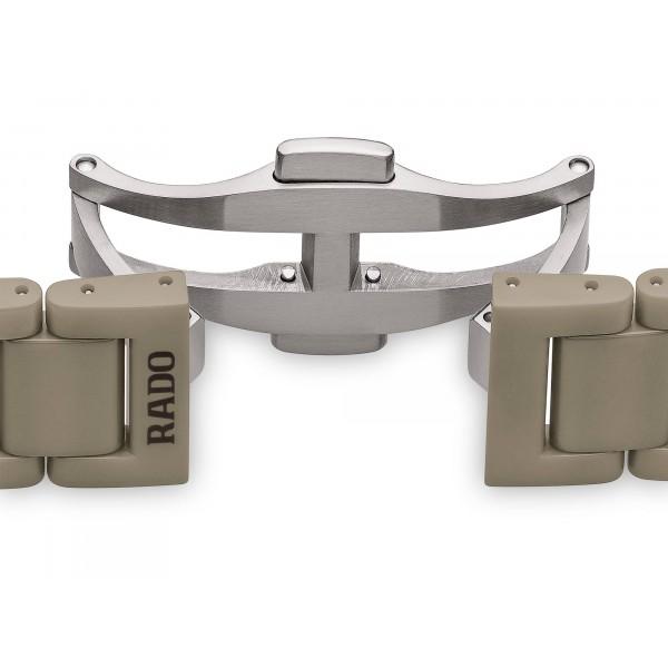 Rado - True Thinline Les Couleurs™ Le Corbusier Grey brown natural umber 32141