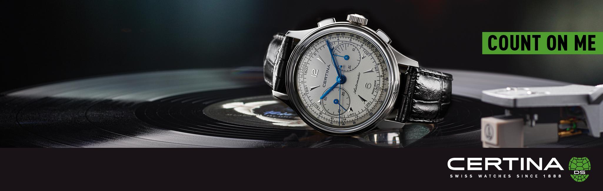 Certina Uhren Online Shop