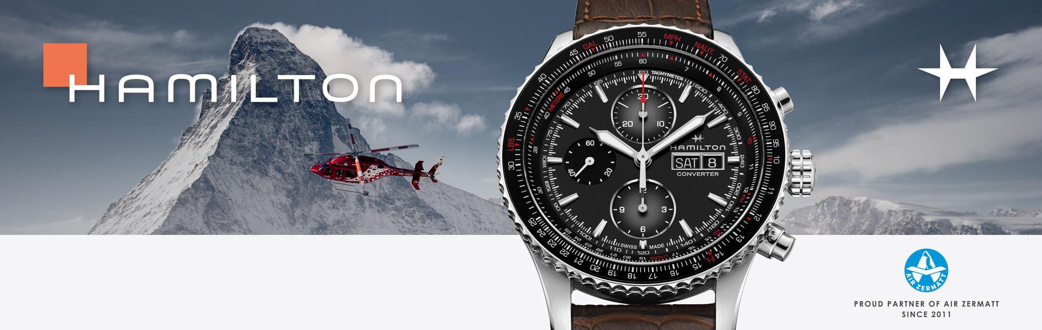 Hamilton Uhren Online Shop