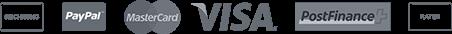Zahlungsmittel Online Uhren Shop